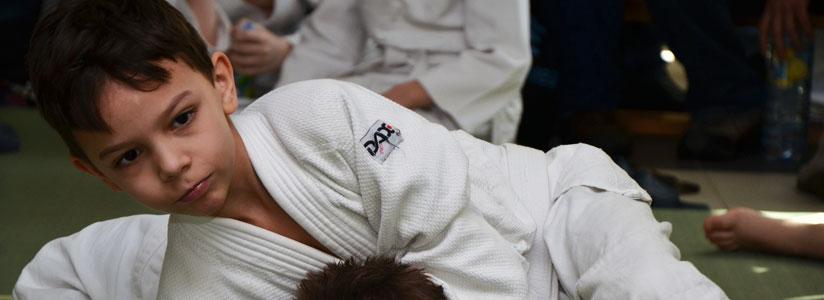 Trening judo